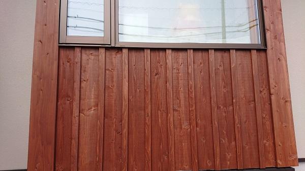 外壁板の亀裂