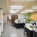 事務室改修工事