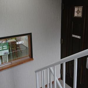 事務所改修工事(階段室)